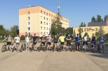 II rajd rowerowy 2