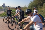 II rajd rowerowy 3